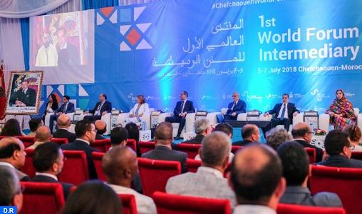 Ouverture à Chefchaouen du 1er Forum mondial des villes intermédiaires
