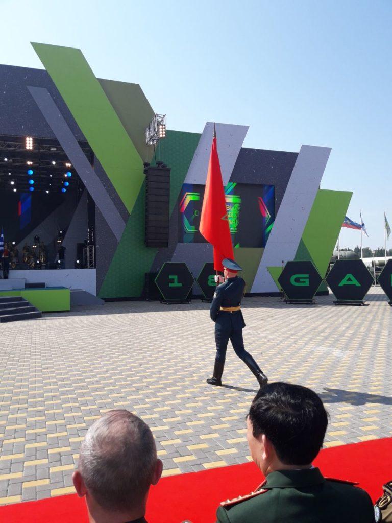 Jeux militaires de Moscou: le Maroc représenté aux cérémonies par Abdelkader Lecheheb