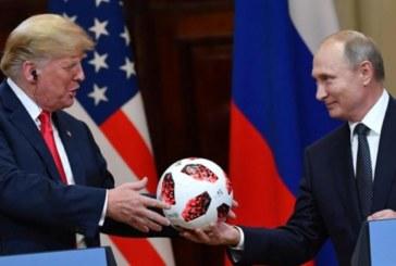 Helsinki : l'indulgence de Trump envers Poutine provoque la colère à Washington