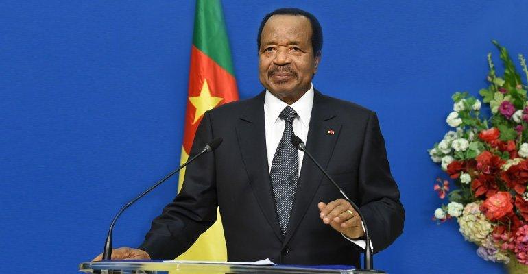 Cameroun : le président Paul Biya va briguer un nouveau mandat présidentiel