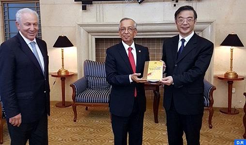 Signature d'un mémorandum d'entente entre la Cour de cassation et la Cour populaire suprême de Chine