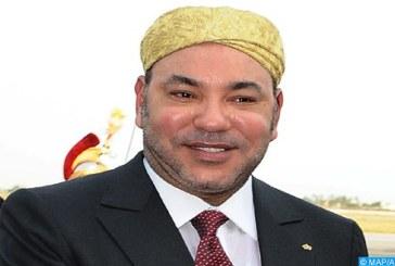 Message de félicitations à SM le Roi du président ouzbek à l'occasion de la fête du Trône