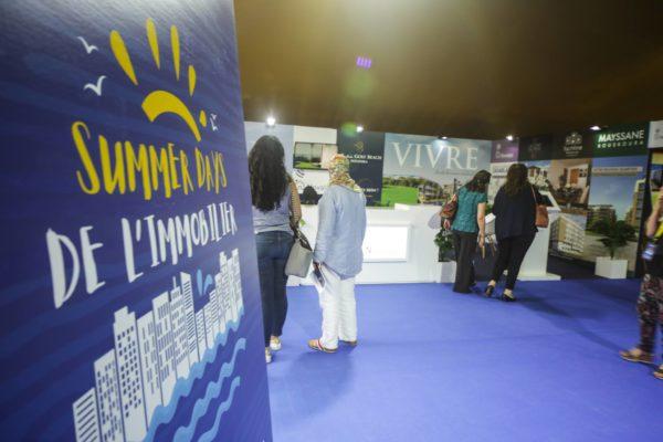 Summer Days de l'Immobilier du 06 au 15 juillet 2018 à Casablanca