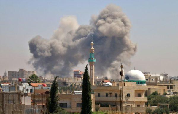 Syrie: accord entre le gouvernement et les rebelles dans le sud