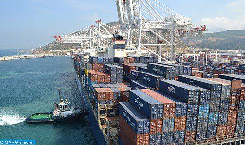 Tanger Med: Hausse de 7% du trafic conteneurs au premier semestre 2018