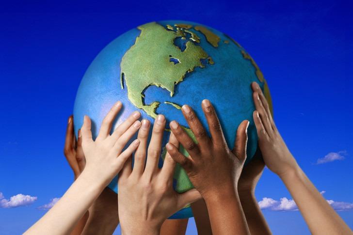 Les enfants du monde appellent à la prévalence de la paix et de la ...