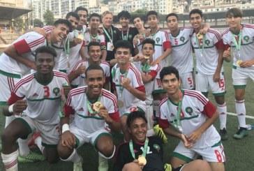Le Maroc remporte 106 médailles aux Jeux Africains de la Jeunesse à Alger