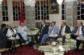 Une délégation du PASOCI à Paris pour préparer des rendez-vous sur la migration