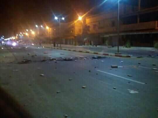 Algérie : Un soulèvement à Bêchar et des signes de révolte