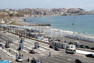 Bab Sebta: Saisie d'une importante quantité de médicaments de contrebande