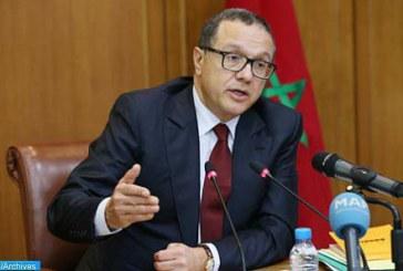 M. Boussaïd expose le contexte de l'élaboration du PLF 2019 devant le conseil du gouvernement
