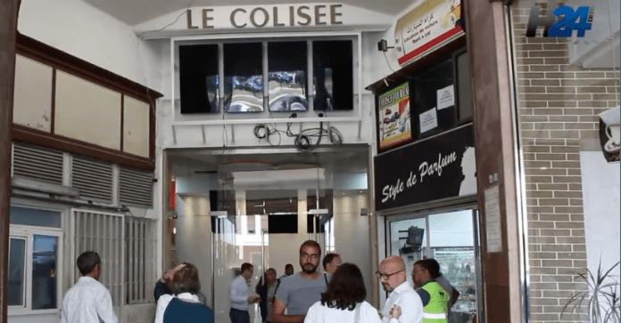 Au Maroc Le Cinéma Premium à La Conquête Des Spectateurs