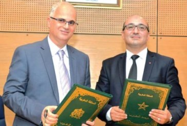 Certification électronique: Barid Al-Maghrib et l'ONIGT signent un partenariat