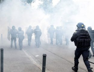 France: nouvelle nuit de violences dans l'ouest, 12 interpellations
