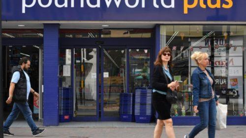 GB: Poundworld ferme 80 magasins de plus et supprime un millier d'emplois