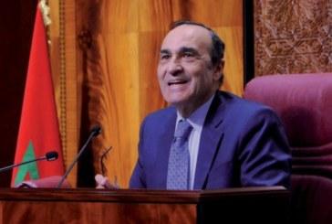M. El Malki représente SM le Roi à la cérémonie d'investiture du président Erdogan