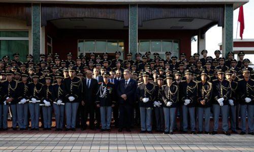 Administration territoriale: 117 lauréats de la 53e promotion du Cycle normal des agents d'autorité