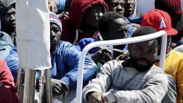 migrants Sicile