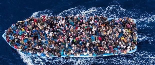 migration dans le monde