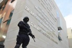 Démantèlement par le BCIJ d'une cellule terroriste composée de 7 extrémistes partisans de Daech s'activant à Zaouiat