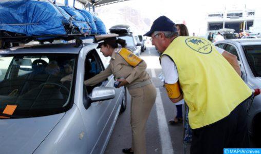 Marhaba 2018 : Mobilisation des services consulaires à Algésiras