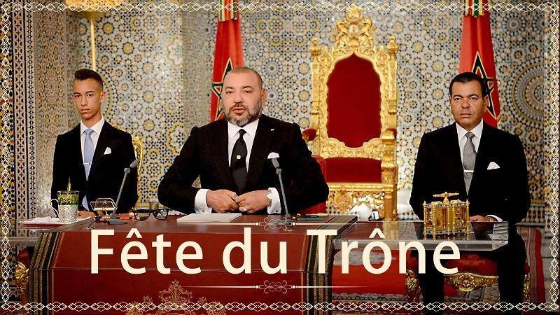 Fête du Trône: l'équipe de Maroc diplomatique présente ses vœux à Sa Majesté le Roi Mohammed VI