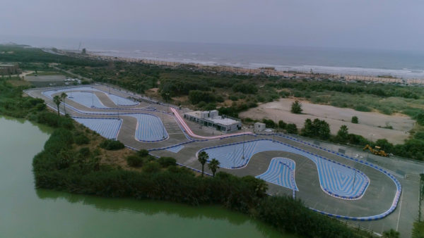 Sindibad Karting : un karting en plein centre de Casablanca