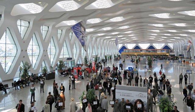 Aéroports du Maroc : plus de 2 millions de passagers en juillet 2018