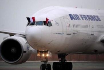 Air France-KLM: nombre de passagers en hausse de 1,7% en juillet