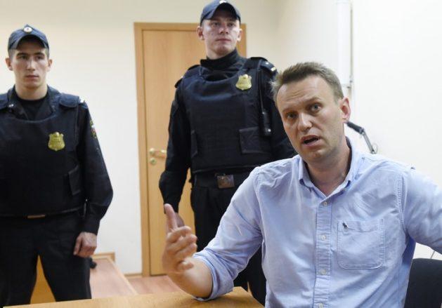 Russie: L'opposant Alexeï Navalny écope de 30 jours de détention
