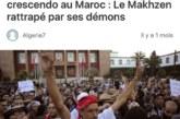 Le Maroc, MAROC DIPLOMATIQUE et l'impérissable haine algérienne