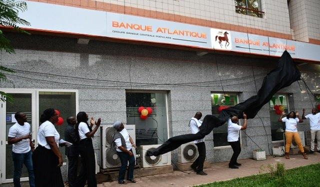 La Banque Atlantique, filiale du groupe marocain BCP, déploie sa nouvelle identité visuelle au Mali
