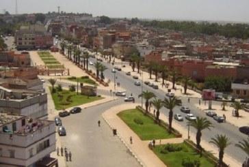 Installation du nouveau gouverneur de la province de Ben Slimane
