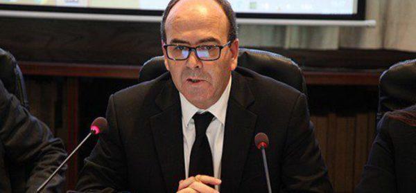 Benchamach au forum politique du Parlacen à la tête d'une délégation parlementaire