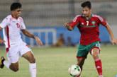 Le Maroc qualifié pour la CAN 2019 des moins de 17 ans en battant la Tunisie par 1-0