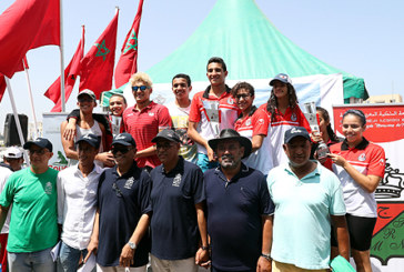 Championnat du Maroc de natation : Victoire de Said Saber et Ayat Allah