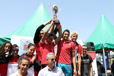 Coupe du Trône de natation (eau libre): Le FUS de Rabat sacré