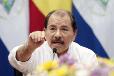 """Nicaragua: Daniel Ortega accuse l'OEA d'être aux mains de """"gouvernements de droite"""""""