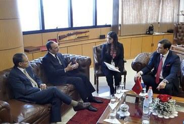 El Malki plaide à Asunción pour l'institutionnalisation de la coopération et du partenariat avec le Parlasur