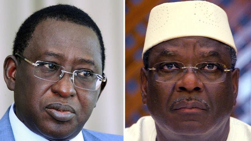 Présidentielle au Mali: second tour entre le sortant et le chef de l'opposition