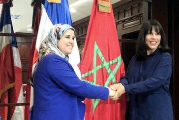 Maroco-dominicains: coopération bilatérale dans les domaines de l'artisanat et de l'économie sociale