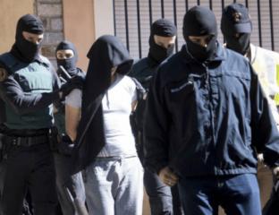 arrestation de deux Marocains