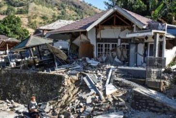 Indonésie: Un violent séisme de magnitude 5,9 secoue de nouveau Lombok