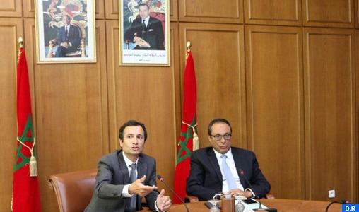 Mohamed Benchaaboun prend les rênes du ministère de l'Economie et des Finances