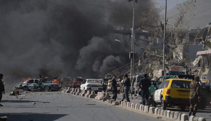 Afghanistan: Une explosion dans un quartier de Kaboul fait 25 morts