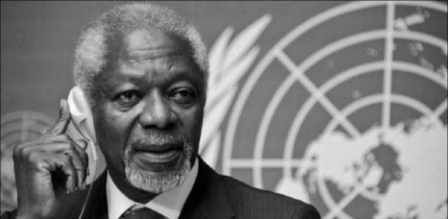 Le corps de Kofi Annan sera rapatrié le 10 septembre au Ghana