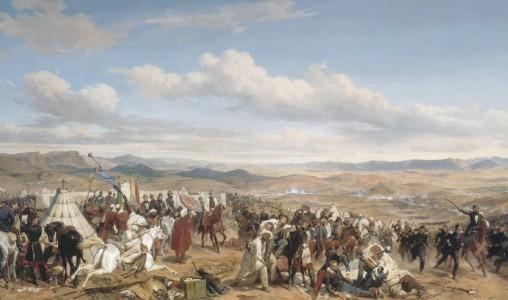 La Bataille d'Isly, un événement héroïque symbole de l'attachement constant du Maroc à la solidarité maghrébine