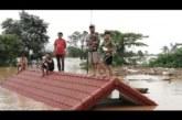 Effondrement d'un barrage au Laos : 36 morts et une centaine de disparus