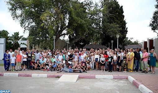 Maroc-Norvège: Le club SK Speed d'Oslo célèbre son centenaire à Rabat
