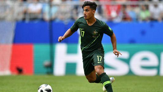 Transfert : L'Australien Arzani rejoint Manchester City